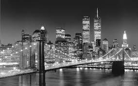 bridges new york skyline manhattan art print henri silberman architechture business finance free wallpapers