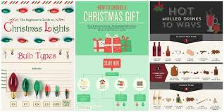 Christmas Infographics Charts To Make Christmas Easier