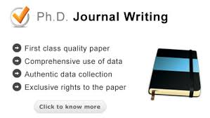 Ph D Research Paper with Publication Words