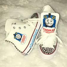 Thomas The Train Light Up Sandals Thomas The Train Boys Converse Light Up Taylors Penny
