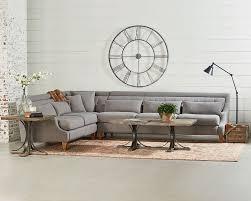Sectional Sofa Living Room Chisel Sectional Sofa Living Room Magnolia Home