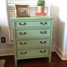 The perfect mint green color! I used equal parts of Annie Sloan's Antibes  green,