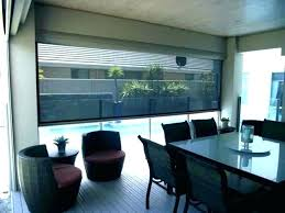 outdoor roll up shades patio bamboo medium size of curtain roller blinds rolling lo for