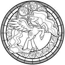 Small Picture Princess Celestia Coloring Pages For Kids Pinterest Princess