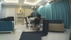 SofaBed IKEA SOLSTA  firstvideo indonesia