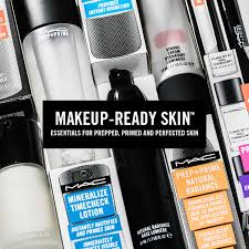 makeup ready skin
