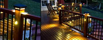 outdoor led deck lights. full 360degree rotation 35degree light angle for outdoor and indoor use simple installation transformer timer led deck lights