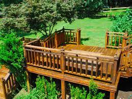 decks for every location