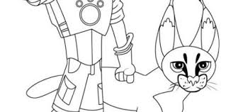 Pbs Wild Kratts Coloring Pages Design And Ideas Page 0
