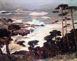 william frederick ritschel paintings for misty ss california