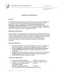 Rfp Resume Examples Best Of Rfp Cover Letter Amazing Sample Cover Letter For Response For Free