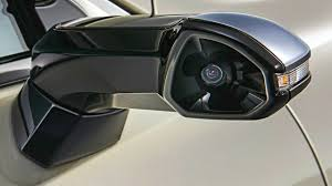 2019 Lexus ES DIGITAL SIDE MIRRORS and REVIEW – Lexus DIGITAL OUTER ...