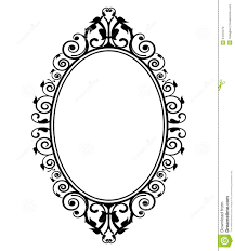 hand held mirror drawing. pin drawn mirror antique #5 hand held drawing a