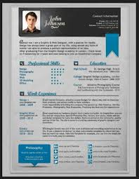 Creative Resume Templates For Microsoft Word Stunning Creative Resume Template Microsoft Word Example RESUMESDESIGN