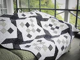 Black And White Quilt Patterns Simple Black And White Quilts Quilting Gallery