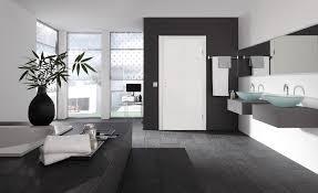 Schwarzer Boden Wohnzimmer