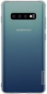 Чехол <b>силиконовый</b> для Samsung Galaxy S10 Plus