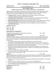Registered Nurse Resume Templates Inspiration Registered Nurse Resume Template Musiccityspiritsandcocktail