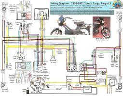 ct110 wiring diagram ct110 automotive wiring diagrams tomos youngstr 50 2008 6