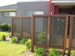 best outdoor privacy screen ideas for your backyard in screens decks plan