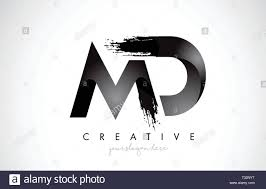 Md Design Md Stock Vector Images Alamy