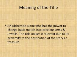 alchemist  the alchemist 3