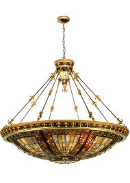 antique light fixtures vintage golden