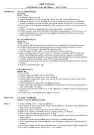 On Air Personality Resume Sample Air Personality Resume Samples Velvet Jobs 1