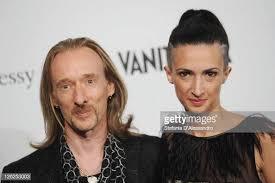 John Richmond and Elena Berra attend amfAR MILANO 2011 - Red ...