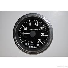 stewart warner stewart warner tachometer 3500 rpm for hall stewart warner tachometer 3500 rpm 82622