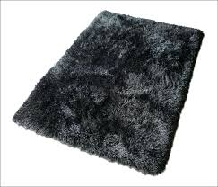 black fuzzy rug black fluffy rug interiors awesome black and tan rug brown fuzzy rug
