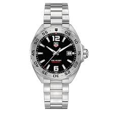 tag heuer watches quality swiss watches ernest jones watches tag heuer f1 men s stainless steel bracelet watch product number 3476987