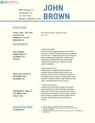 Beautiful Great Resume Samples For Customer Service Pictures