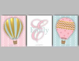 Baby Monogram Wall Decor Monogram Balloon Etsy