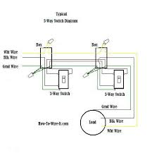 typical 3 way switch wiring wire center \u2022 3-Way Electrical Switch Wiring wiring a 3 way switch rh how to wire it com 3 way switch wiring diagram variations 3 way switch wiring variations