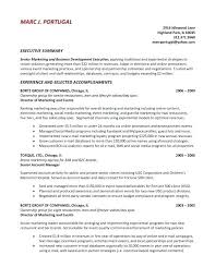 Summary On Resume Examples How To Write A Personal Statement For ...