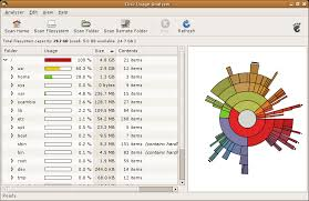 Filesystem How To Determine Where Biggest Files