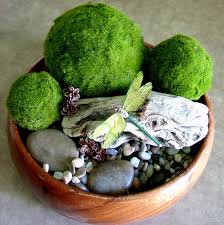 Decorative Moss Balls Make The Best of Things Mossy Decor Balls 18
