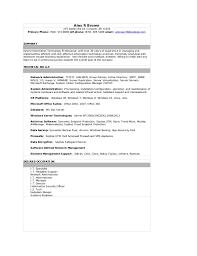 Brown Microsoft Office Alex R Brown Resume