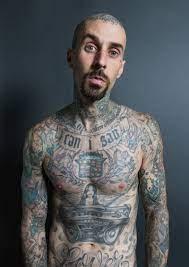 Travis Barker Talks Tattoos and Pain