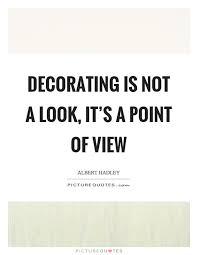Decoration Quotes