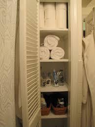 Narrow Linen Cabinet Minimalist Linen Closet Design Ideas Roselawnlutheran