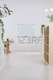 modern office plants.  modern interior of a modern office with plants and no people stock photo picture  royalty free image image 36263025 to