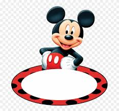 Free Mickey Mouse Template Download Free Mickey Mouse Party Ideas Mickey Mouse Name Tag