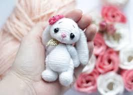 Free Crochet Bunny Pattern Custom Little Crochet Bunny Pattern Amigurumi Today