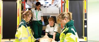 paramedic science foundation degree paramedic science university of northampton