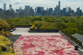 the roof garden commission imran qureshi art in new york