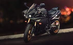Yamaha YZF R1 Bike HD Wallpaper ...