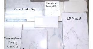 cashmere zodiaq london sky quartz countertops stylized
