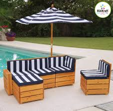 Kids Outdoor Furniture Wood  RoselawnlutheranChildrens Outdoor Furniture With Umbrella